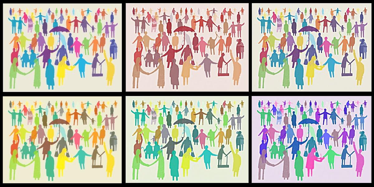 la rete di solidarietà a Sesto Fiorentino